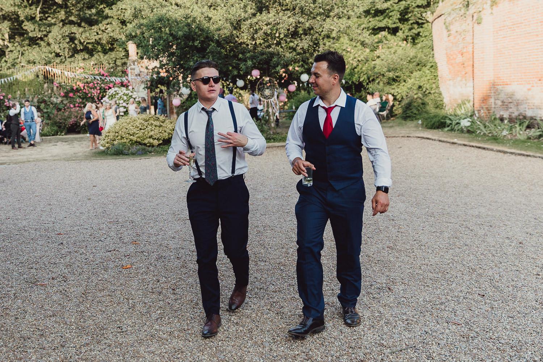 Norfolk norwich  wedding guests
