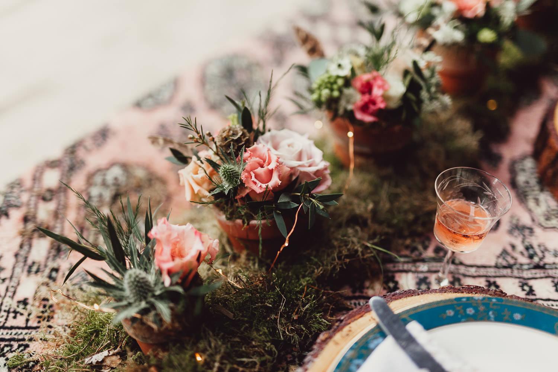Norfolk norwich  wedding table decorations