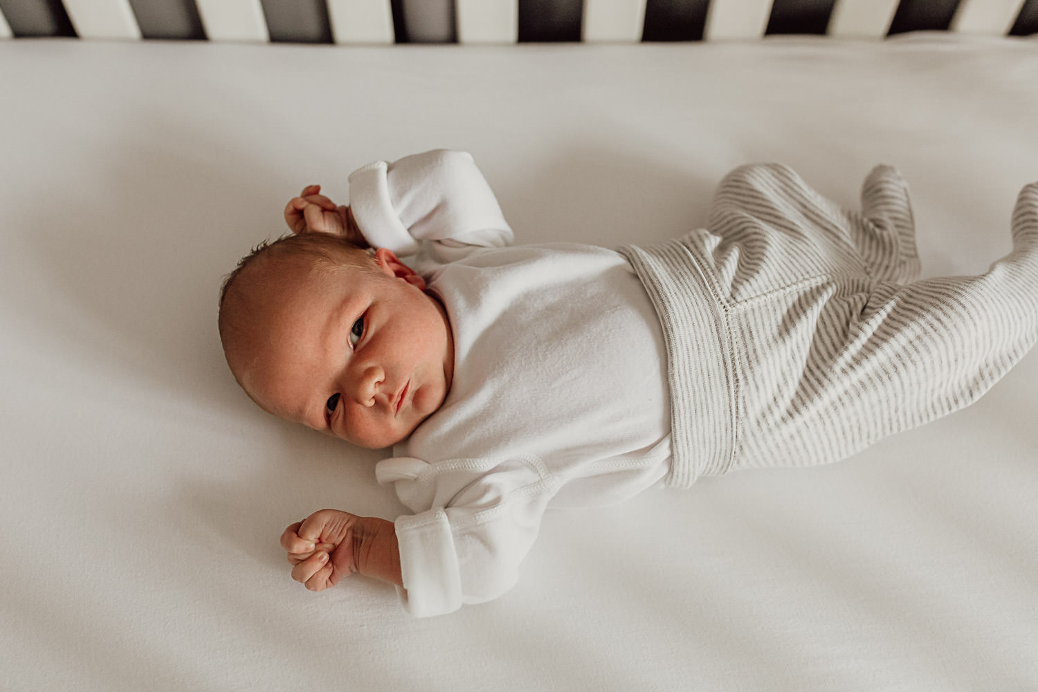 Norfolk newborn at home photography